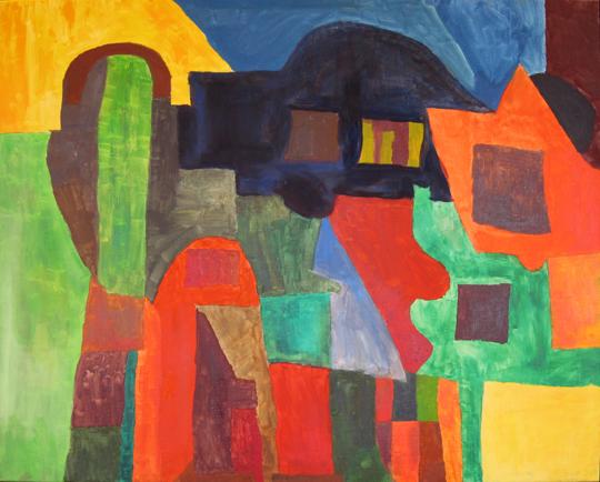 Jukka-Pekka Levyn maalaus